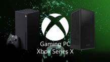 Gaming PC Xbox Series X