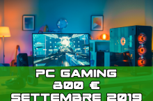 PC Gaming 800€ Settembre 2019